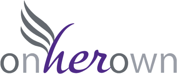 On-Her-Own-Life-Logo